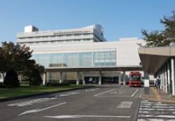国立病院機構 東京医療センター(目黒区)の外観
