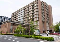 東京警察病院 (中野区)の外観