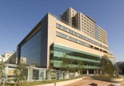 帝京大学医学部附属病院(板橋区)の外観