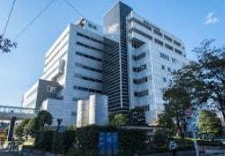 昭和大学病院(品川区)の外観