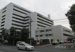 東京都立広尾病院(渋谷区)の外観