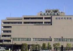 東京慈恵会医科大学附属病院(港区)の外観